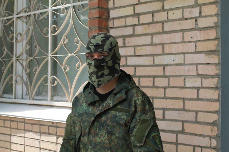 Как живет батальон «Артемовск», фото-3
