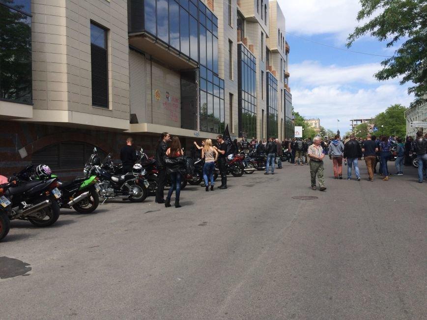 Открытие мото-сезона в Херсоне состоялось (фото) - фото 4