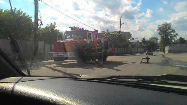 """У Тернополі """"замінували"""" готельно-розважальний комплекс """"Алігатор"""" (фото) (фото) - фото 1"""