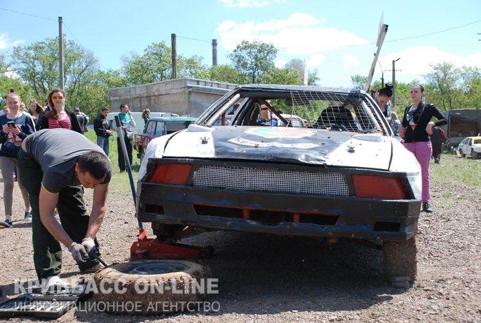 В Кривом Роге состоялся первый этап «Гонок на выживание» (ФОТО) (фото) - фото 1