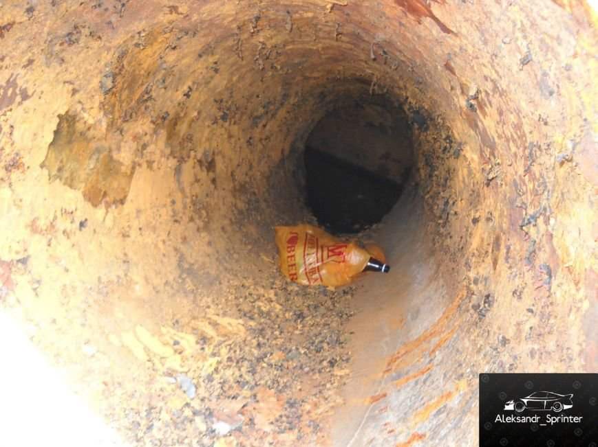 Под мостом, ведущем к «тысячке» не воруют трубы. Это так «Криворожиндустрой» ведет ремонтные работы (ФОТО, ВИДЕО) (фото) - фото 1