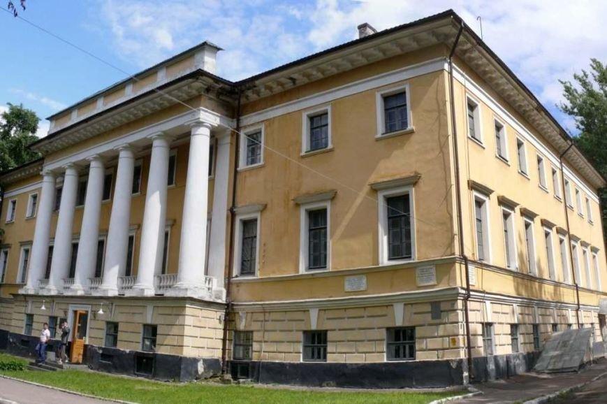 The_building_of_gymnasium_for_boys_(Chernigov).