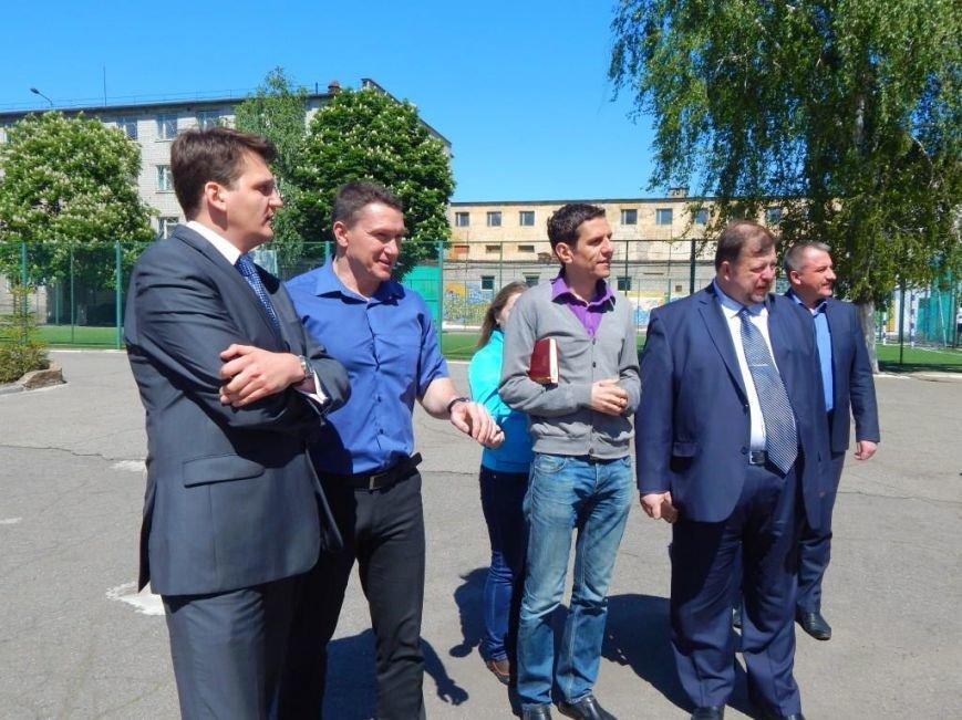 Віце-консул Республіки Польща відвідав Кременчуцьку виховну колонію (ФОТО) (фото) - фото 2