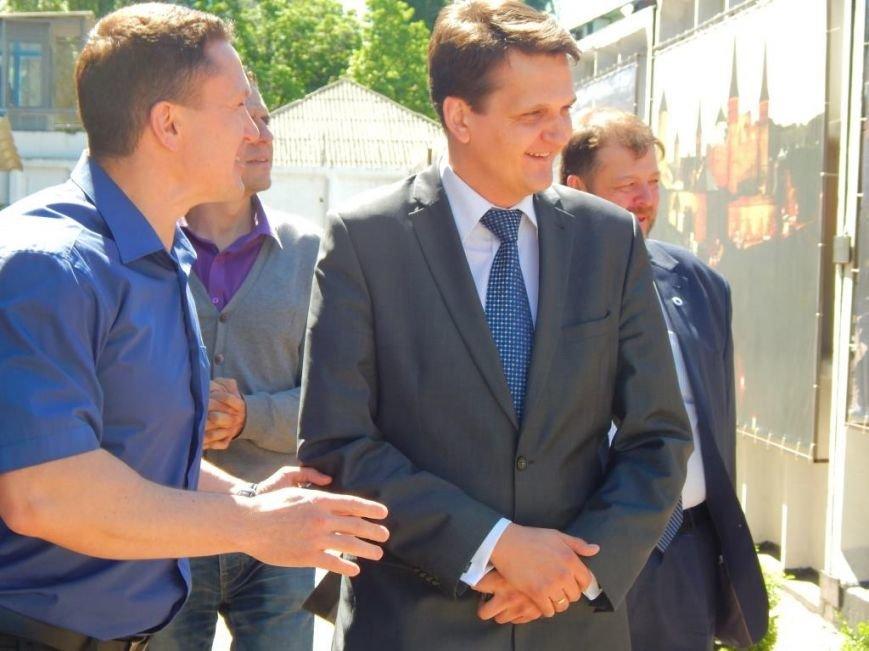 Віце-консул Республіки Польща відвідав Кременчуцьку виховну колонію (ФОТО) (фото) - фото 1