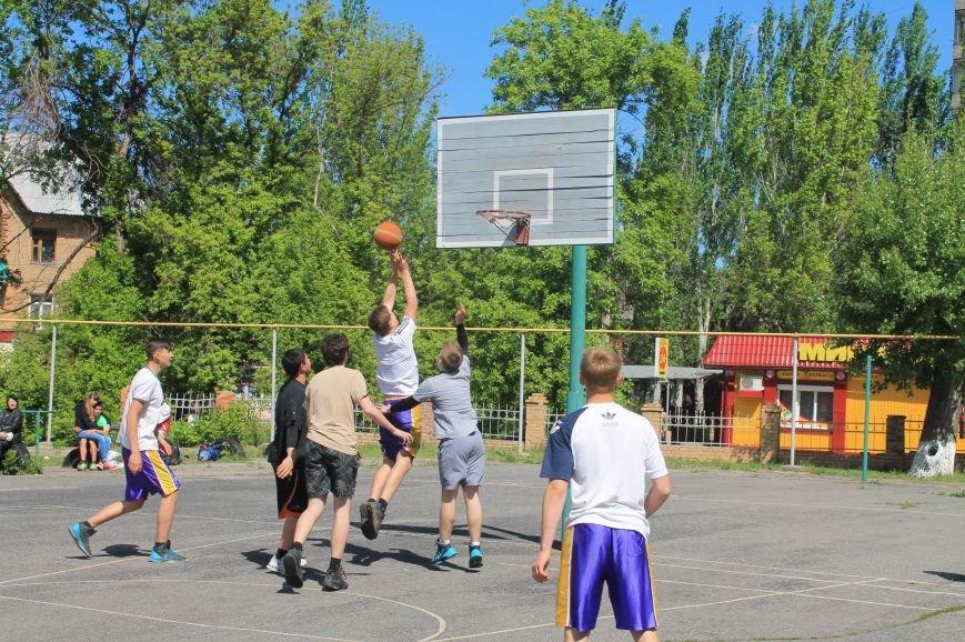 В Артемовске открыли турнир по стритболу, фото-9