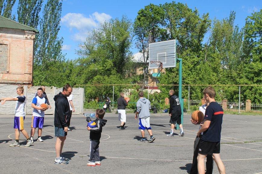 В Артемовске открыли турнир по стритболу, фото-8