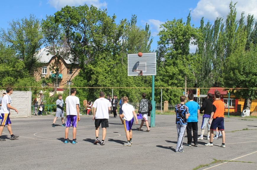 В Артемовске открыли турнир по стритболу, фото-6