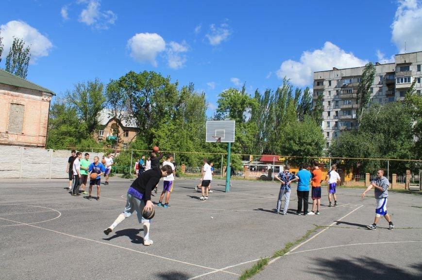В Артемовске открыли турнир по стритболу, фото-7