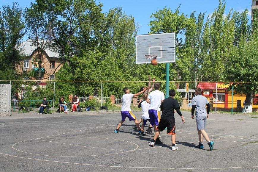 В Артемовске открыли турнир по стритболу, фото-11
