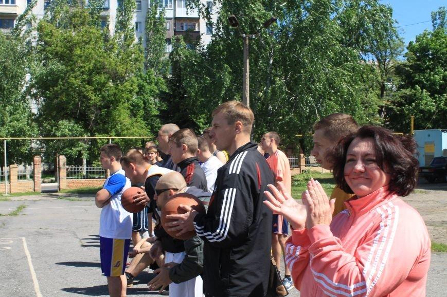 В Артемовске открыли турнир по стритболу, фото-10