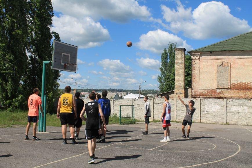 В Артемовске открыли турнир по стритболу, фото-5
