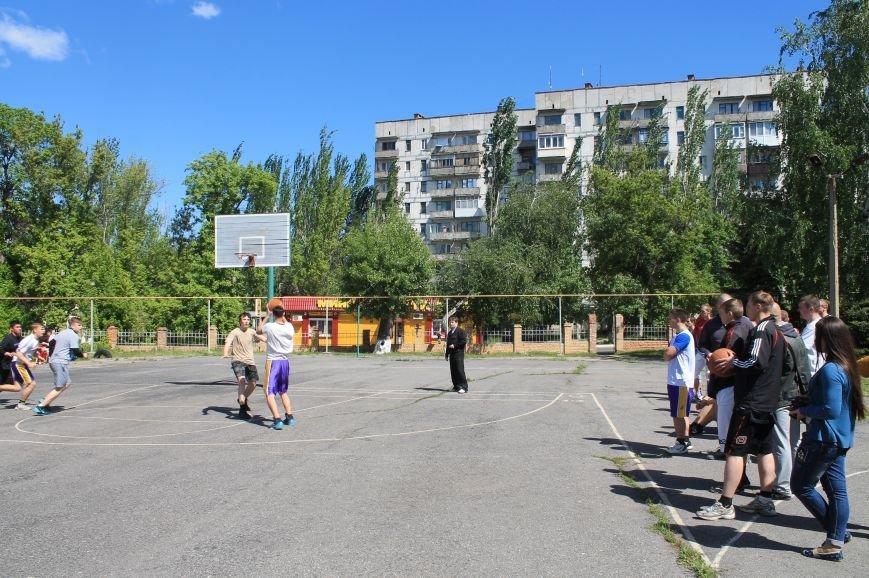В Артемовске открыли турнир по стритболу, фото-12