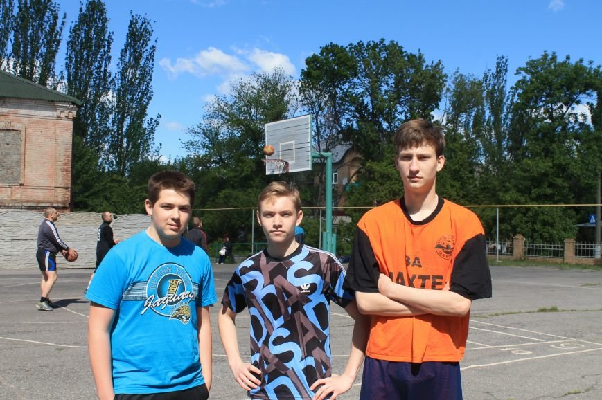 В Артемовске открыли турнир по стритболу, фото-3