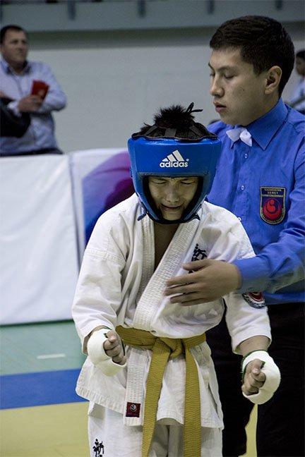 Прошел Открытый чемпионат области по шинкиокушенкай карате, фото-2