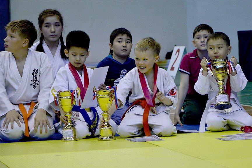 Прошел Открытый чемпионат области по шинкиокушенкай карате, фото-6