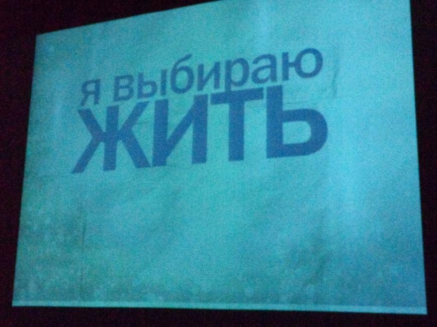 «Я ВЫБИРАЮ ЖИТЬ»: в Красноармейске прошел благотворительный концерт MC Вэла (фото) - фото 1