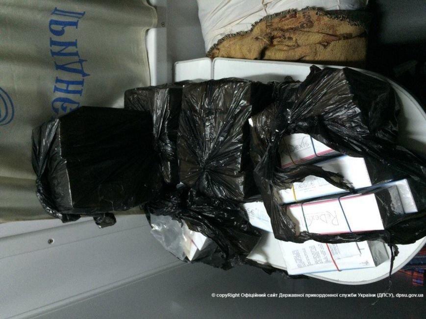 После тайника с попугаями  в  поезде «Кривой Рог - Москва» выявили укромное местечко с патронами и косметикой(ФОТО), фото-1