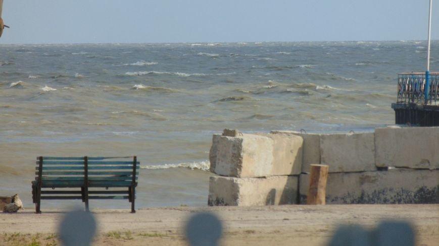 Батальон «Святая Мария» покинул один из опорных пунктов на побережье Мариуполя? (ФОТО) (фото) - фото 1