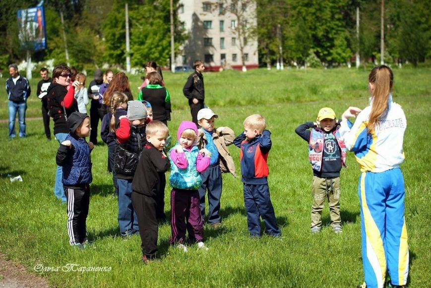 В Днепродзержинске прошли соревнования среди воспитанников ДЮСШ №1 (фото) - фото 1