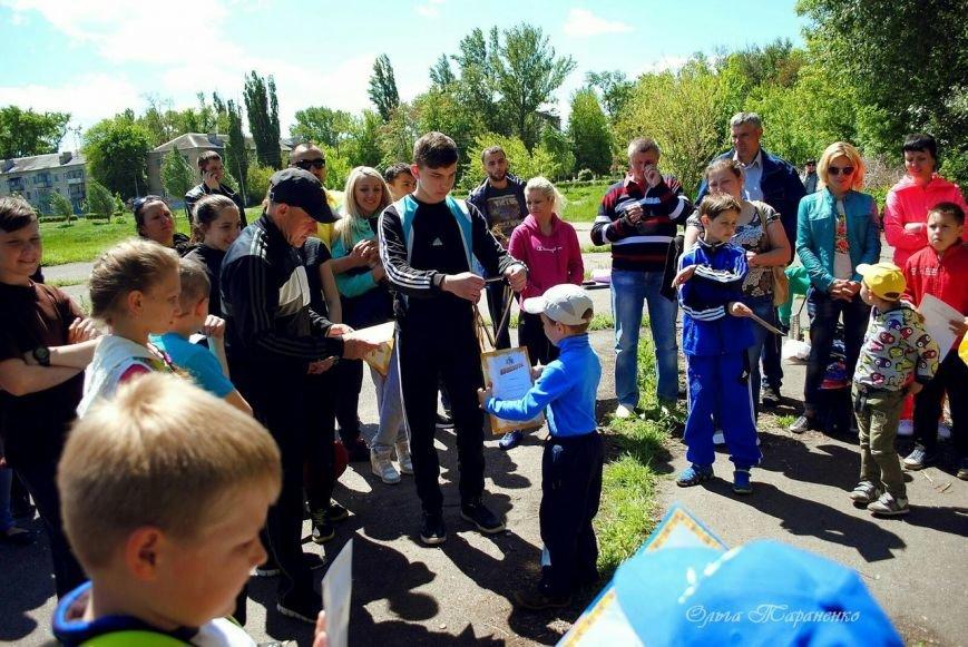 В Днепродзержинске прошли соревнования среди воспитанников ДЮСШ №1 (фото) - фото 9