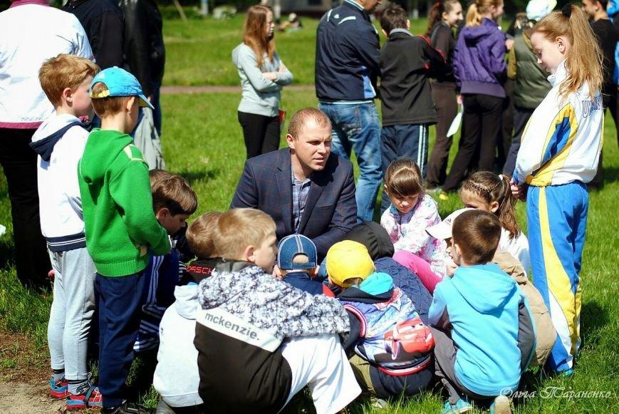 В Днепродзержинске прошли соревнования среди воспитанников ДЮСШ №1 (фото) - фото 2
