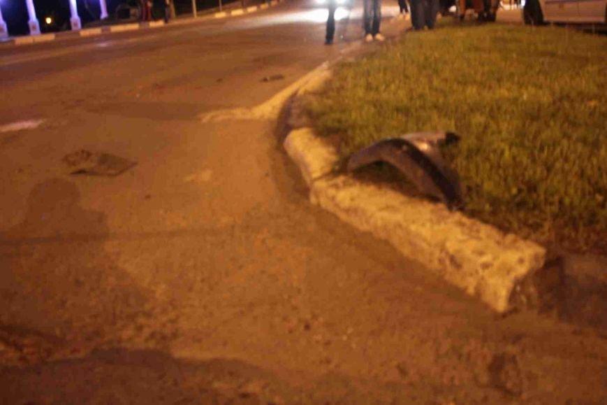 ДТП в Сумах: «семерка» проехала на красный, врезалась и перевернулась (ФОТО), фото-11