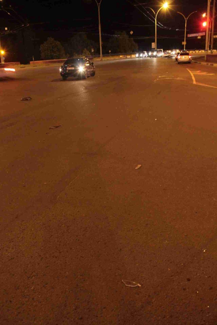 ДТП в Сумах: «семерка» проехала на красный, врезалась и перевернулась (ФОТО), фото-10
