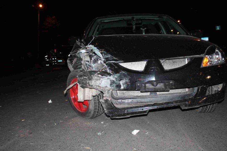 ДТП в Сумах: «семерка» проехала на красный, врезалась и перевернулась (ФОТО), фото-8