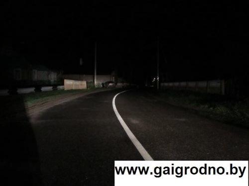 В Островецком районе пьяная литовка разогналась до 140 км\ч и врезалась в дом, сдвинув его на 1 метр. (фото) - фото 2