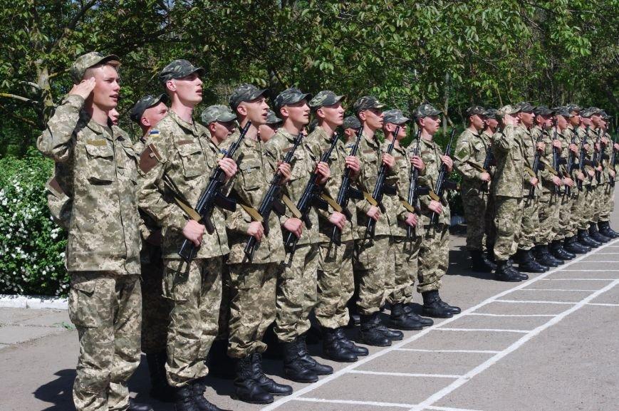 Курсанты Одесской военной академии приняли присягу (ФОТО) (фото) - фото 1