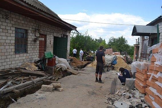 Николаевец случайно раскопал древнее захоронение на огороде (ФОТО) (фото) - фото 1