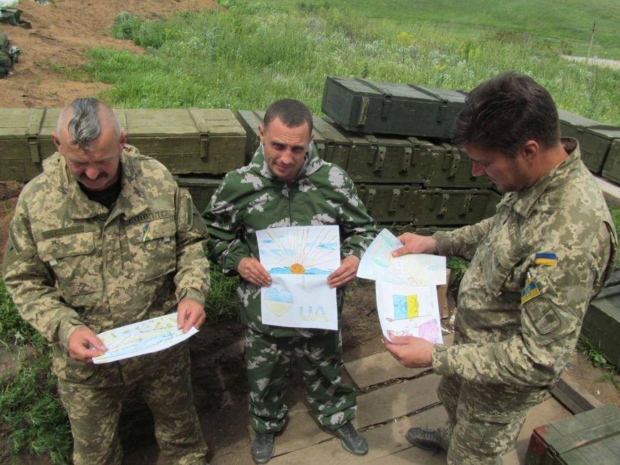 Защитники Мариуполя получили письма от детей из Харькова (ФОТО), фото-3
