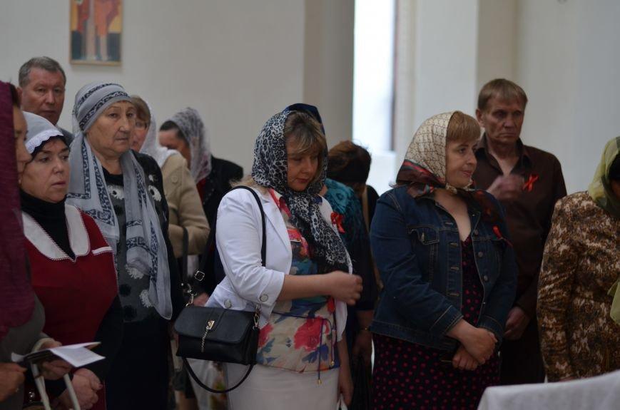 В Симферополе предложили регулярно совершать молебны о здравии ВИЧ-позитивных людей (ФОТО), фото-2
