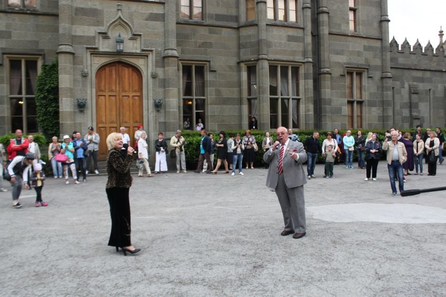 Воронцовский дворец-музей  распахнул свои двери в «Ночь музеев», фото-1