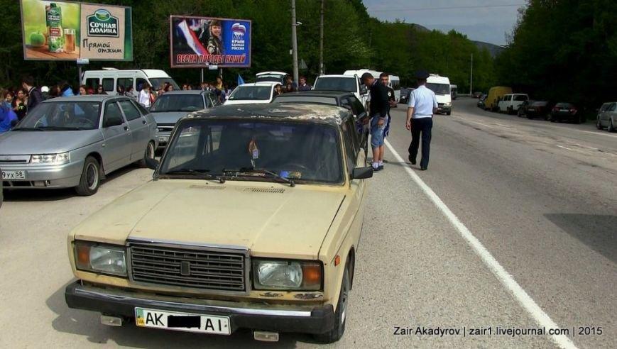 Накануне Дня депортации более 3 тысяч крымских татар поднялись на Чатыр-Даг, скандируя «Народ! Родина! Крым!» (ФОТОРЕПОРТАЖ), фото-1