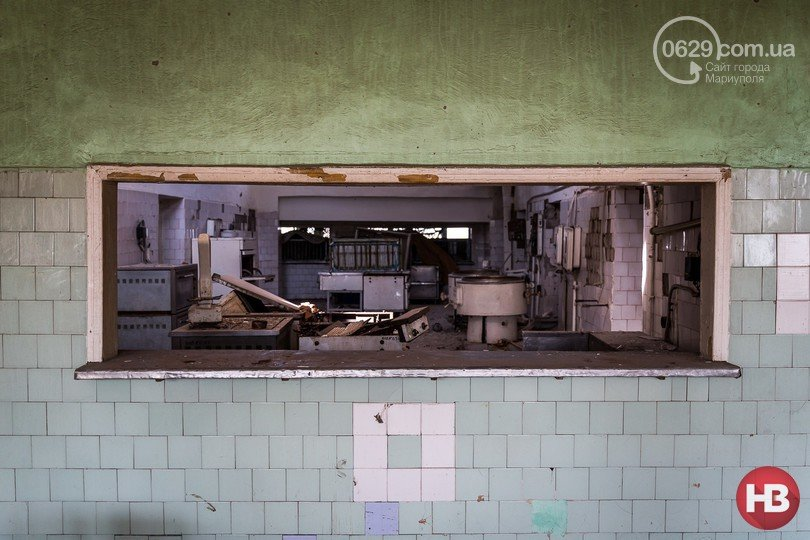 Детский лагерь «Маяк» ГП «Макеевуголь» пострадал от обстрелов (фото) (фото) - фото 2