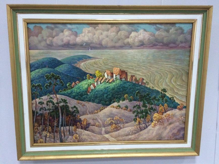 В прифронтовом Мариуполе открылся «Весенний вернисаж» (ФОТО) (фото) - фото 1