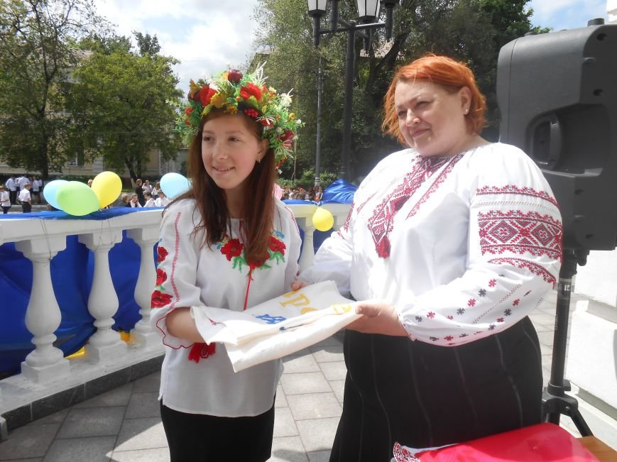 Днепродзержинск объединяет Украину (фото) - фото 17