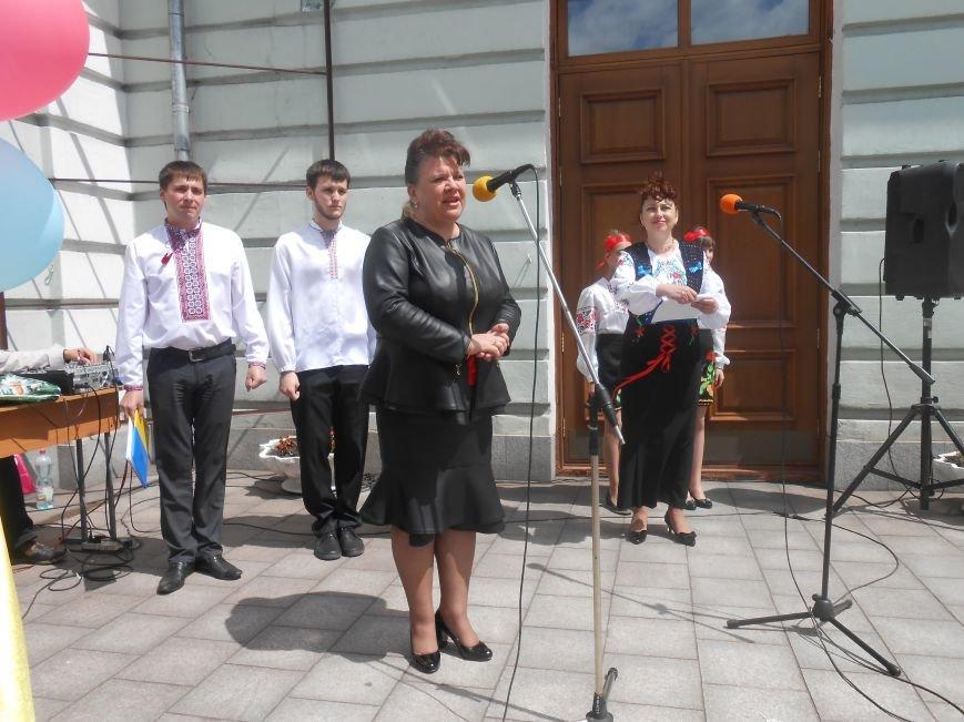 Днепродзержинск объединяет Украину (фото) - фото 13