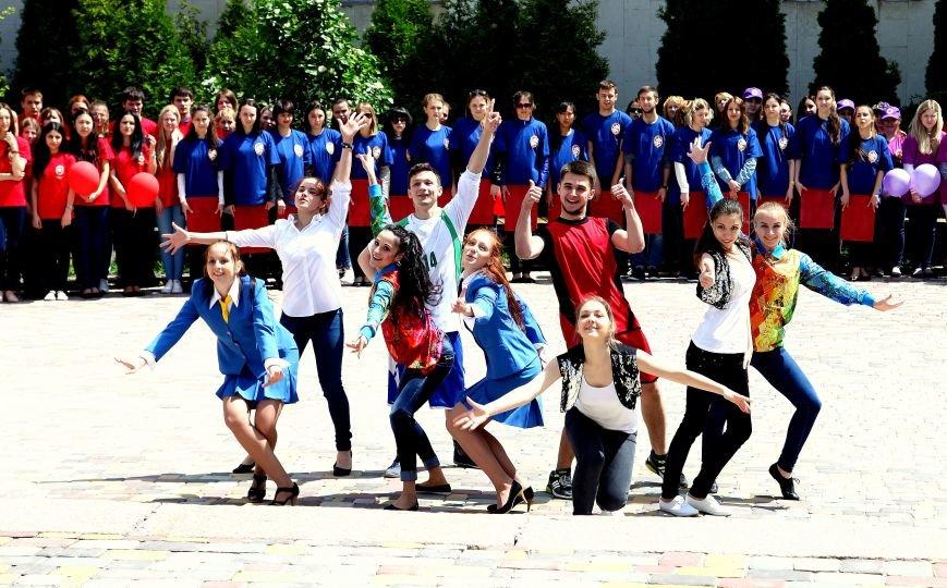 Волгоградский государственный университет отмечает 35-летие (2)