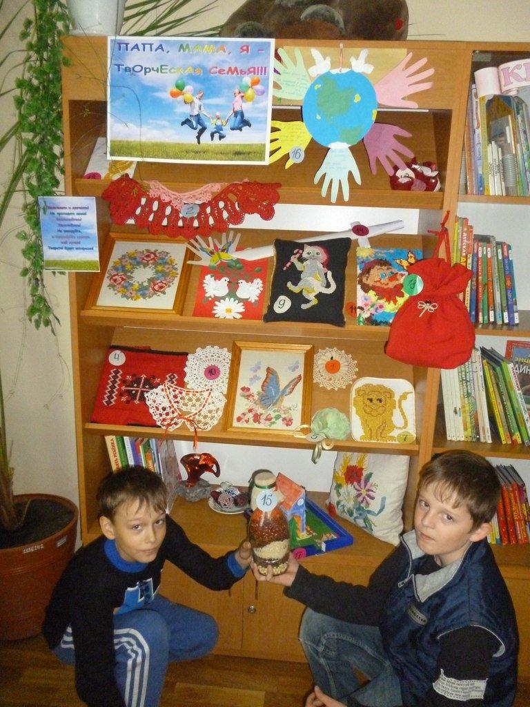 Макеевские библиотеки продолжают проводить семейные мероприятия (фото) - фото 7