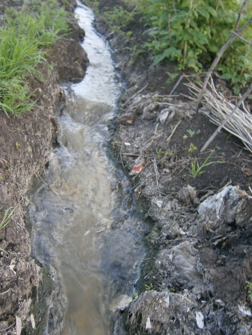 Кто остановит канализационный потоп в Димитрове? (фото) - фото 7