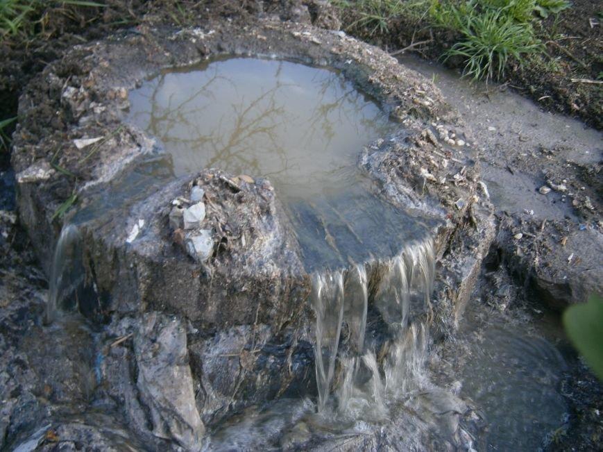 Кто остановит канализационный потоп в Димитрове? (фото) - фото 4