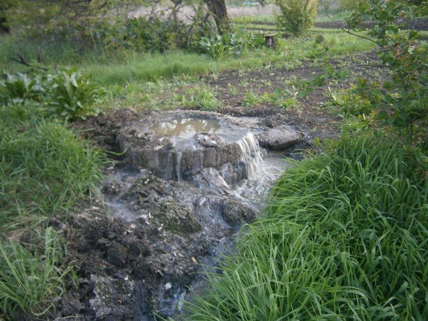 Кто остановит канализационный потоп в Димитрове? (фото) - фото 2