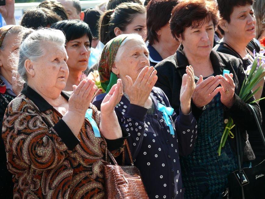 На автовокзале Ялты открыли мемориальную доску в память о жертвах депортации (ФОТО) (фото) - фото 4