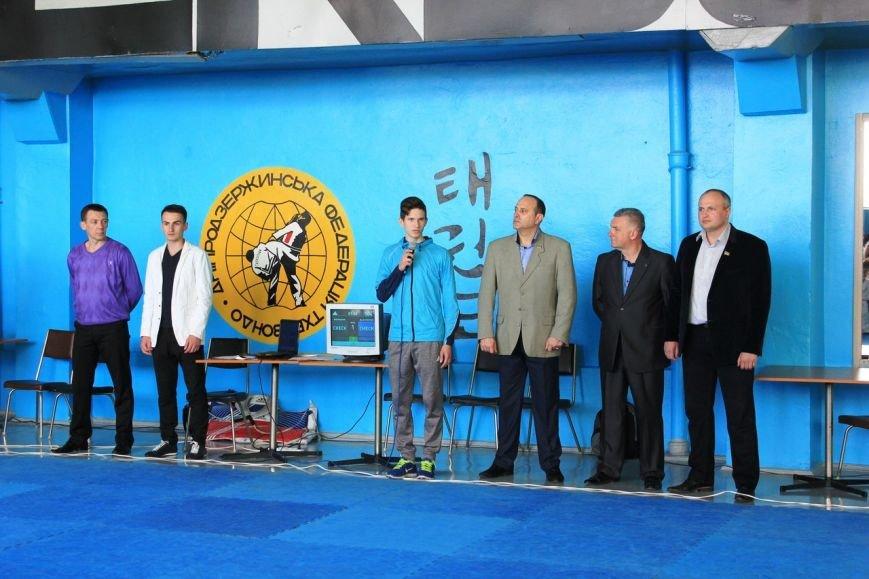 В Днепродзержинске прошли соревнования среди начинающих тхэквондистов (фото) - фото 2