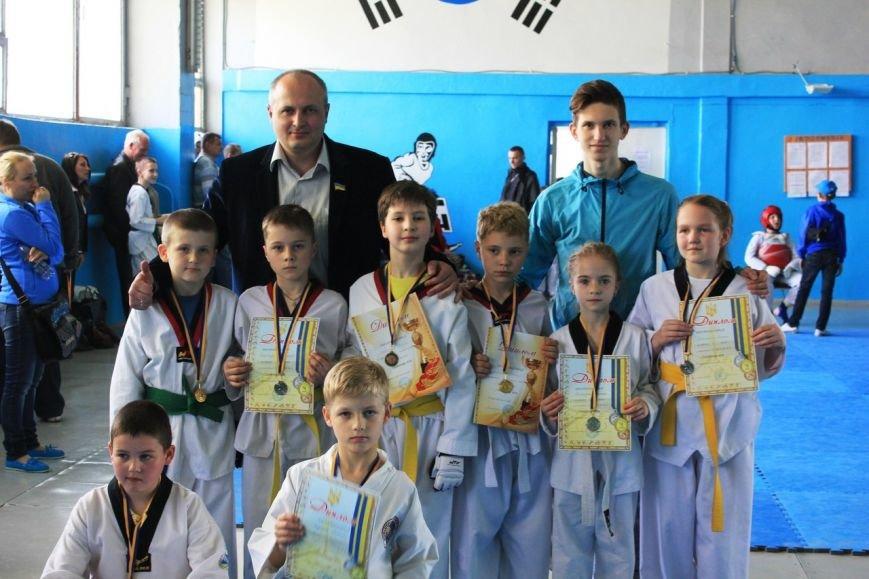 В Днепродзержинске прошли соревнования среди начинающих тхэквондистов (фото) - фото 3
