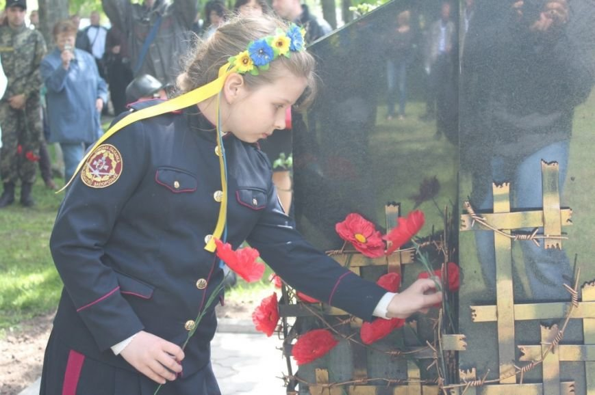 В Сумах открыли памятник жертвам коммунистического режима, фото-2