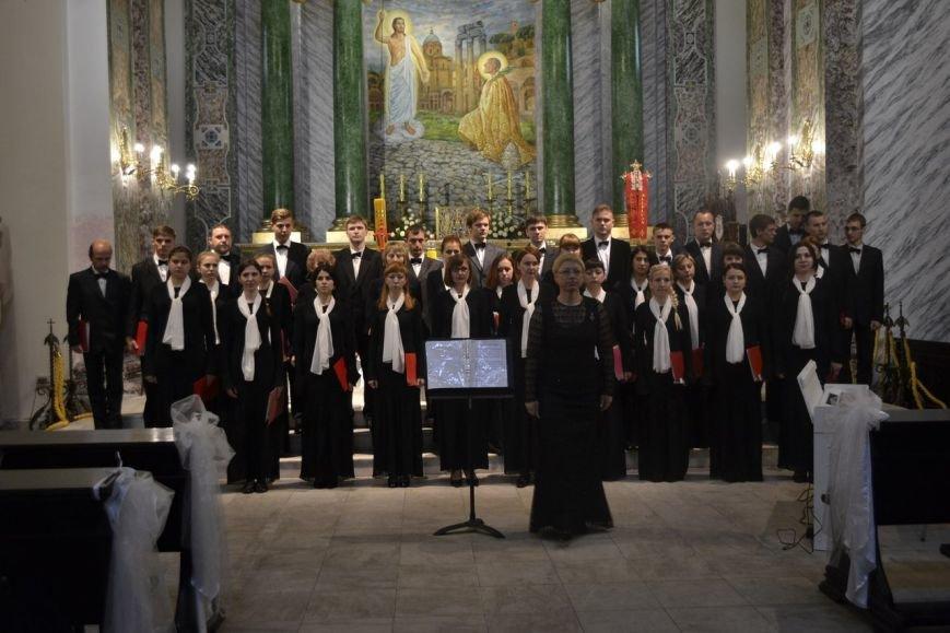 Днепродзержинский хор «Cantabile» стал призером международного фестиваля «Victoria» (фото) - фото 2