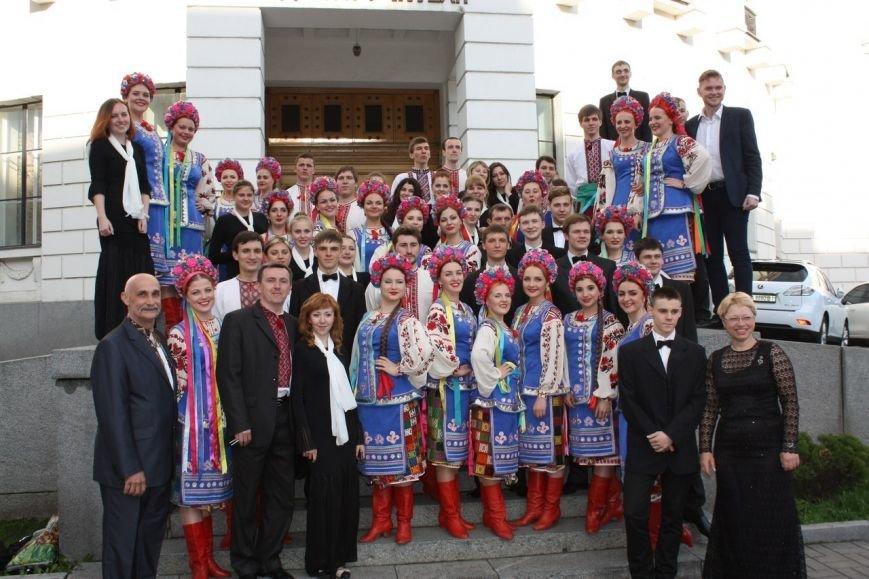 Днепродзержинский хор «Cantabile» стал призером международного фестиваля «Victoria» (фото) - фото 6